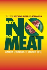 Say No to Meat Book Cover