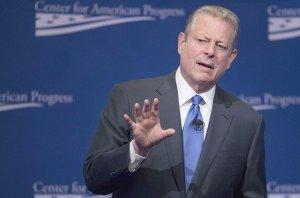 Al Gore speaks