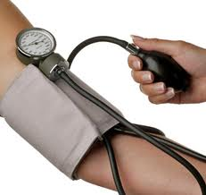 Blood Pressure taking