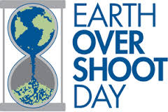 Earth Overshoot Day logo